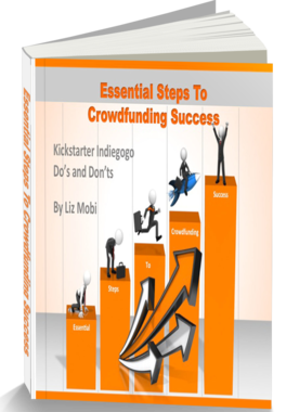 Crowdfunding Success Book